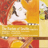The Barber of Seville (Highlights) (RCA) by Gioachino Rossini