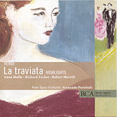 La Traviata (Highlights) (RCA) by Giuseppe Verdi