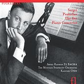 Prokofiev: The five Piano Concertos by Abdel Rahman El Bacha