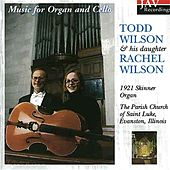Music for Organ and Cello by Various Artists