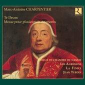 Charpentier: Te Deum / Messe pour plusieurs instruments au lieu des orgues von Various Artists