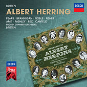 Britten: Albert Herring by Various Artists
