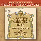 Mahler: Symphony No. 10 (performing version by Deryck Cooke) [Great Performances] by Eugene Ormandy