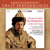 Mussorgsky: Scenes from Boris Godunov; Pictures at an Exhibition [Great Performances] by Various Artists