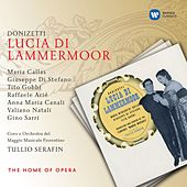 Donizetti: Lucia di Lammermoor by Various Artists