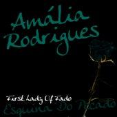 First Lady Of Fado - Esquina Do Pecado von Amalia Rodrigues