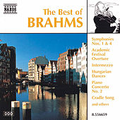 The Best of Brahms by Johannes Brahms