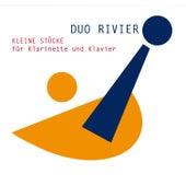 Bozza & Debussy: Kleine Stücke für Klarinette und Klavier by Duo Rivier