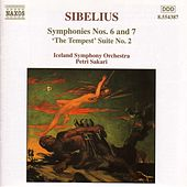 Symphonies No.6 and 7 / The Tempest by Jean Sibelius
