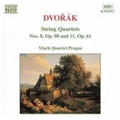 String Quartets Nos. 8 and 11 by Antonin Dvorak