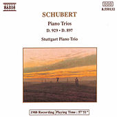 Piano Trios D. 929 and D. 897 by Franz Schubert