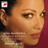 Arias & Scenes by Nino Machaidze