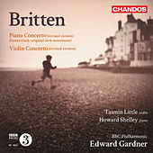Britten: Piano Concerto - Violin Concerto by Various Artists
