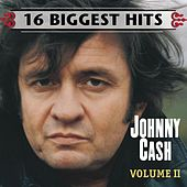 16 Biggest Hits Vol. 2 by Johnny Cash