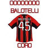 Oooooooo Balotelli by Disco Fever