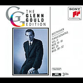 Beethoven: Piano Sonatas, Vol. II by Glenn Gould