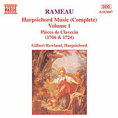 Music for Harpsichord Vol. 1 by Jean-Philippe Rameau