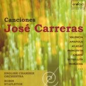 Jose Carreras: Canciones von Jose Carreras