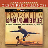 Prokofiev: Romeo and Juliet Ballet (Excerpts); Lieutenant Kijé Suite; Mussorgsky: Night On Bald Mountain [Great Performances] by Dimitri Mitropoulos