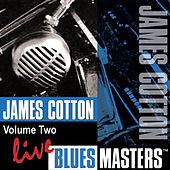 Live Blues Masters, Vol. 2 by James Cotton