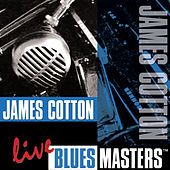 Live Blues Masters by James Cotton