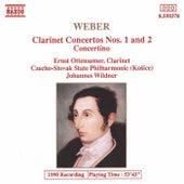 Clarinet Concertos / Concertino by Carl Maria von Weber