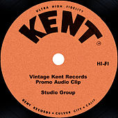 Vintage Kent Records Promo Audio Clip by Studio Group