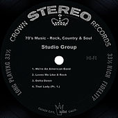 70's Music - Rock, Country & Soul by Studio Group