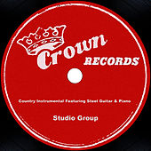 Country Instrumental Featuring Steel Guitar & Piano by Studio Group