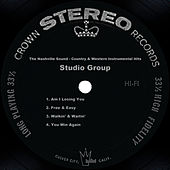 The Nashville Sound - Country & Western Instrumental Hits by Studio Group