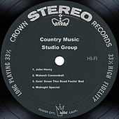 Country Music by Studio Group