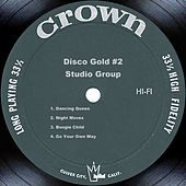 Disco Gold #2 by Studio Group