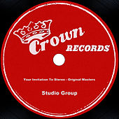 Your Invitation To Stereo - Original Masters by Studio Group