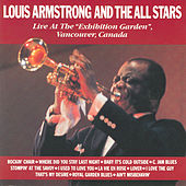 Live At The Exhibition Gardens by Louis Armstrong