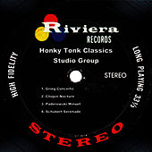 Honky Tonk Classics by Studio Group