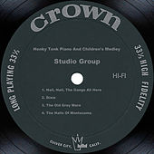 Honky Tonk Piano And Children's Medley by Studio Group