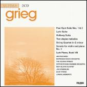 Peer Gynt Suite No. 1 / Two Elegiac Melodies by Edvard Grieg