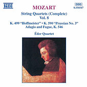 String Quartets (Complete) Vol. 8 by Wolfgang Amadeus Mozart