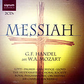 Messiah - G.F. Handel, arr. W. A. Mozart by Royal Philharmonic Orchestra