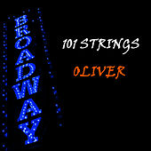Hits from Oliver by 101 Strings Orchestra