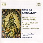 The Maid of Pskov by Nikolai Rimsky-Korsakov
