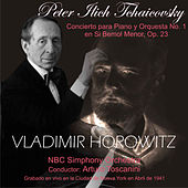 Peter Ilich Tchaicovsky: Concerto for Piano and Orchestra No. 1 in B-Flat Minor, Op. 23 by Vladimir Horowitz