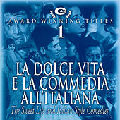 La dolce vita e la commedia all'italiana by Various Artists