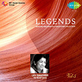 Legends - Lata Mangeshkar - Vol 05 by Lata Mangeshkar