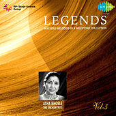 Legends - Asha Bhosle - The Enchantress - Vol 5 by Asha Bhosle