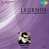 Legends - Manna Dey - Vol 1 by Various Artists