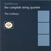Beethoven: Complete String Quartets by The Lindsays