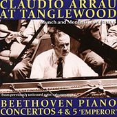 Claudio Arrau plays Beethoven Piano Concertos by Claudio Arrau