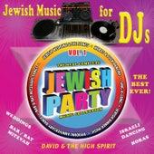 Jewish Music for DJs, Vol. 1 by David & The High Spirit
