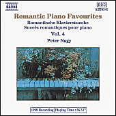 Romantic Piano Favourites Vol. 4 (unpublished) by Various Artists